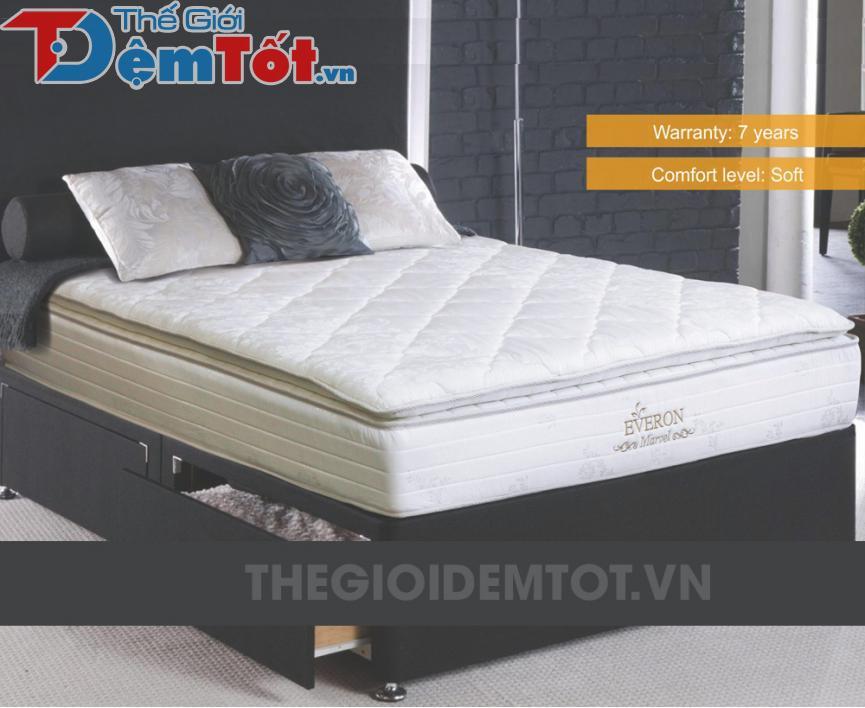 Đệm lò xo túi Everon chính hãng giá rẻ Hà Nội
