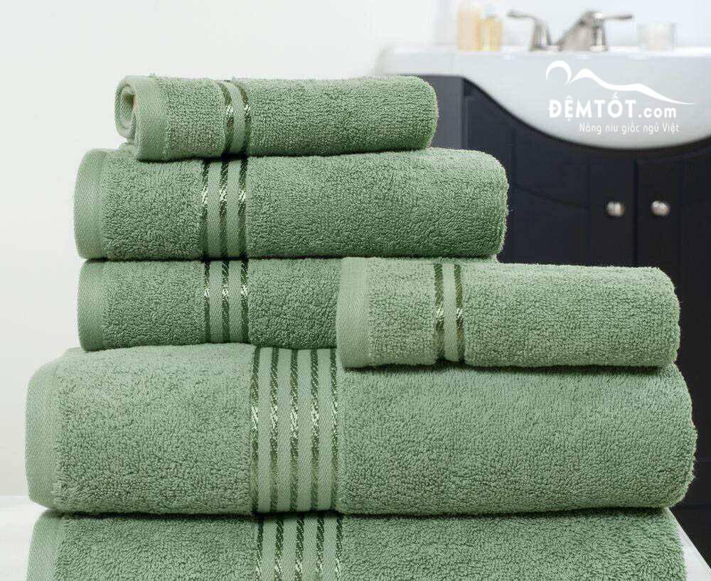 khăn tắm dùng cho khách sạn giá rẻ