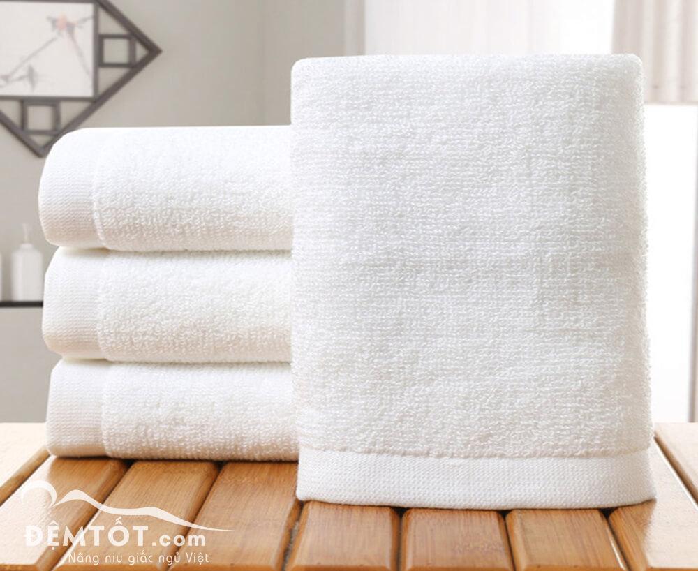các loại khăn dành cho khách sạn