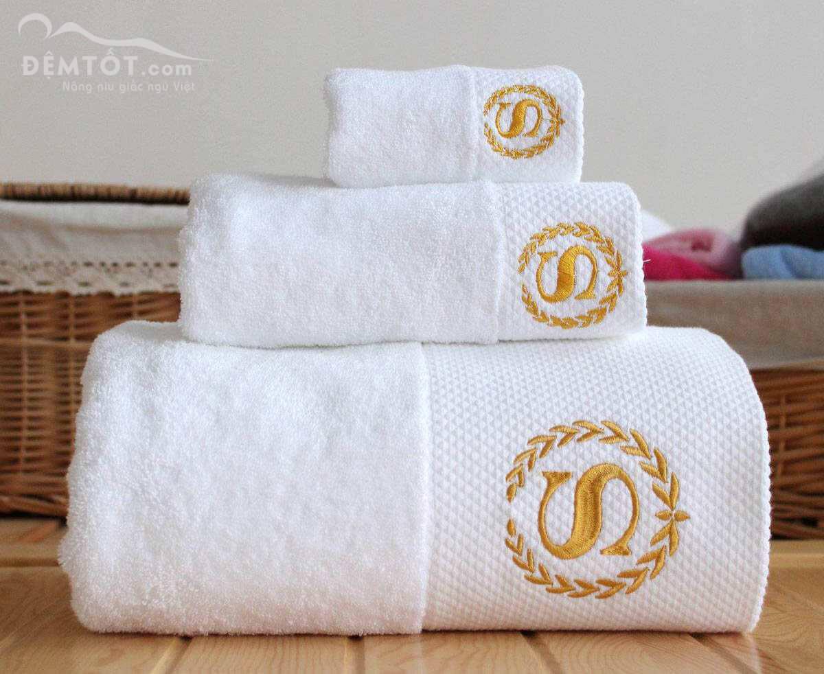 khăn tắm dành cho nhà nghỉ